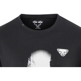 Dynafit M's Graphic CO SS Tee Black Out/Holzer